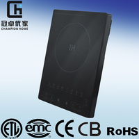 Home appliances good quality cheap induction cooktop electrical appliances product with CE CB