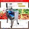 FC-305 Parsley cutting machine can be adjusted coriander;caraway cutting machine