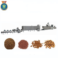 China Manufactory Floating Fish Feed Processing