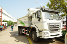 high quality waste van truck dump truck for sale