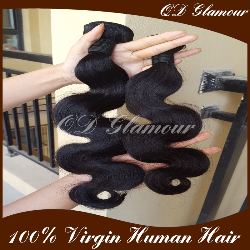 Overnight Shipping Factory Wholesale Unprocessed Hair Weave Virgin Peruvian Hair
