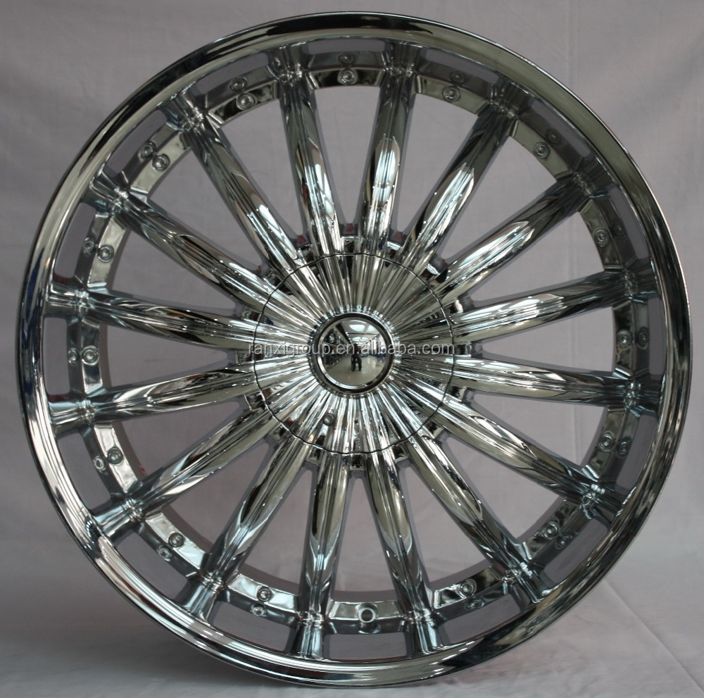 chrome sport aluminum car wheel rim