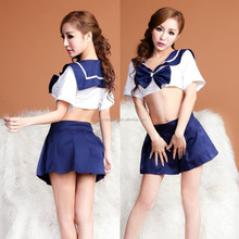 Wholesale japan sex hot school uniform girls sexy lingerie