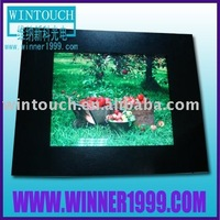19 inch desktop resistive touch screen monitor, POS display, touch CCTV monitor