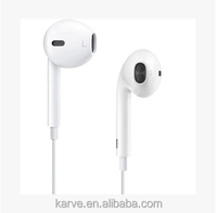 Novelty High quality factory price EL light Mic earphones with conversion function
