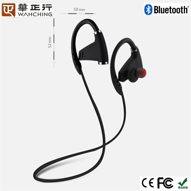 2017 New Design Sport Stereo Bluetooth Headset a19 With CSR8645 APT-X