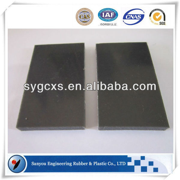 Eneering high density polyethylene pe black hdpe plastic sheet 0.5mm