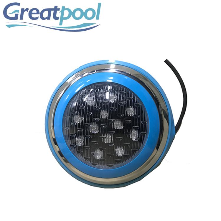 12w Underwater Light Led Swimming Pool Light Hentech Pool Lights - Buy  Hentech Pool Lights,Led Underwater Lights,Swimming Pool Led Light Product  on ...