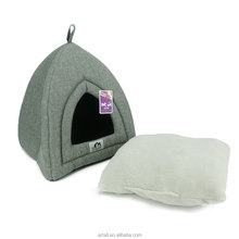 Newest Design Hot Selling luxury pet houses with removable dog mat