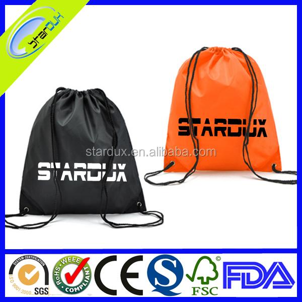 Gym Bag Odor: Anti-smell Personalised Drawstring Wholesale Sports Gym