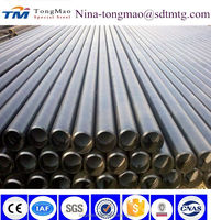 ASTM A105 A53 A 106 carbon Cold drawn hot rolled Steel seamless steel pipe price per kg