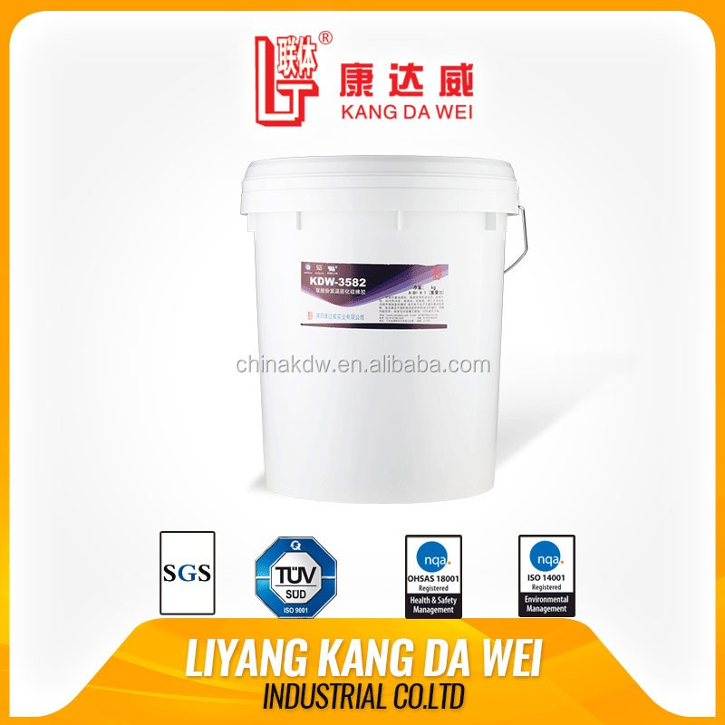 aging resistance silicone rubber for packing Two-component additional pouring compound