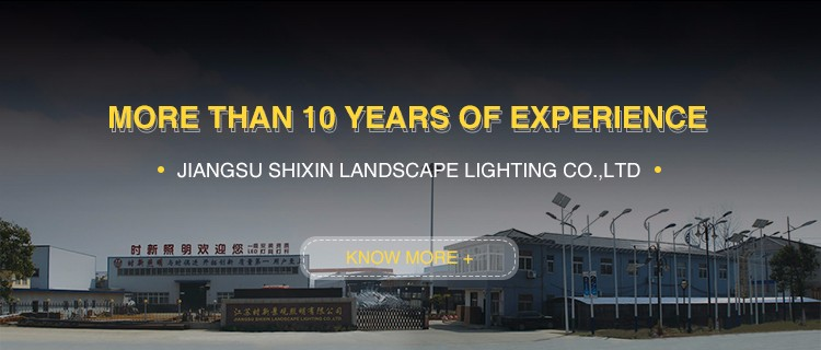 3 Years warranty long life solar led street light