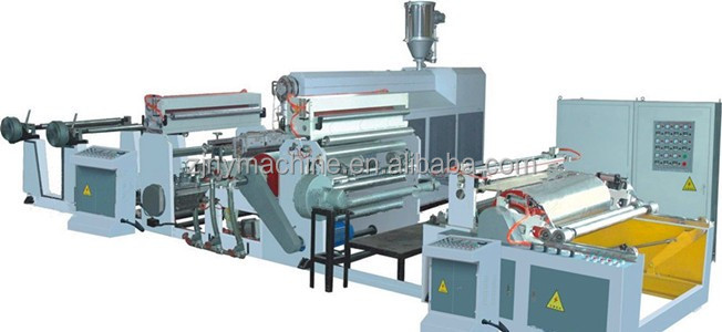 paper & aluminum foil extrusion laminating machine manufacturer