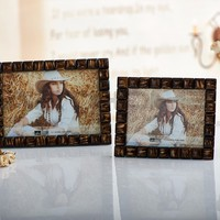 High Quality Hot Sale Glass Girl Sexy Photo Frame