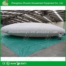 PVC cheap giant remote control inflatable airship