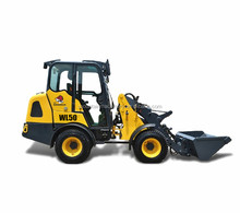 CE & EPA multi-functional articulated mini wheel loader WL50 for sale