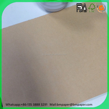 Hot sell kraft paper for make up cosmetics / make-up kit paper box packaging
