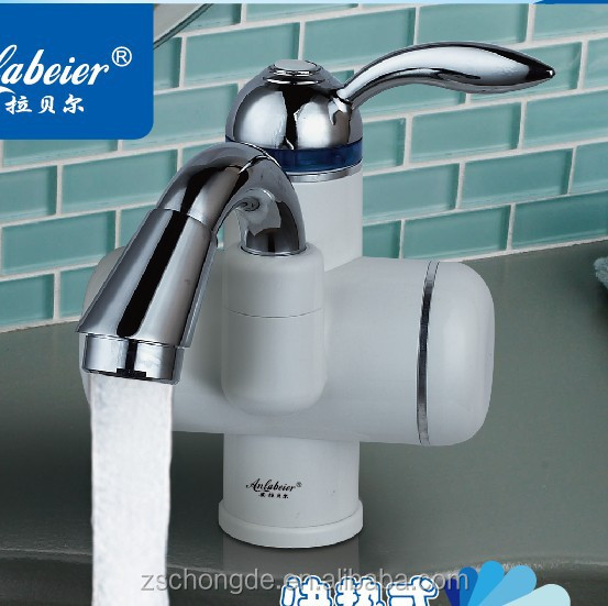 HOT!!! high quality easy to operate Energy-saving kitchen appliance Instant Electric heating water faucet