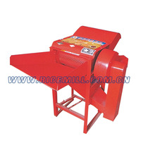 High capacity small rice threshing machine/paddy thresher machine