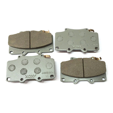 auto parts cross reference front brake pad raw material OEM:04465-60020
