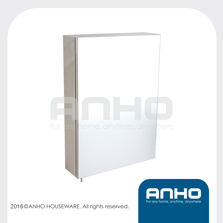 Wall Mounted Mirror, bathroom mirror, with cabinet