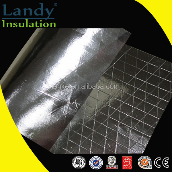 Aluminum reflective foil thermal insulation heat resistant
