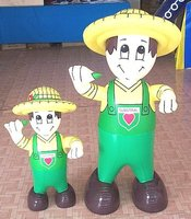 inflatable figure/inflatable cartoon