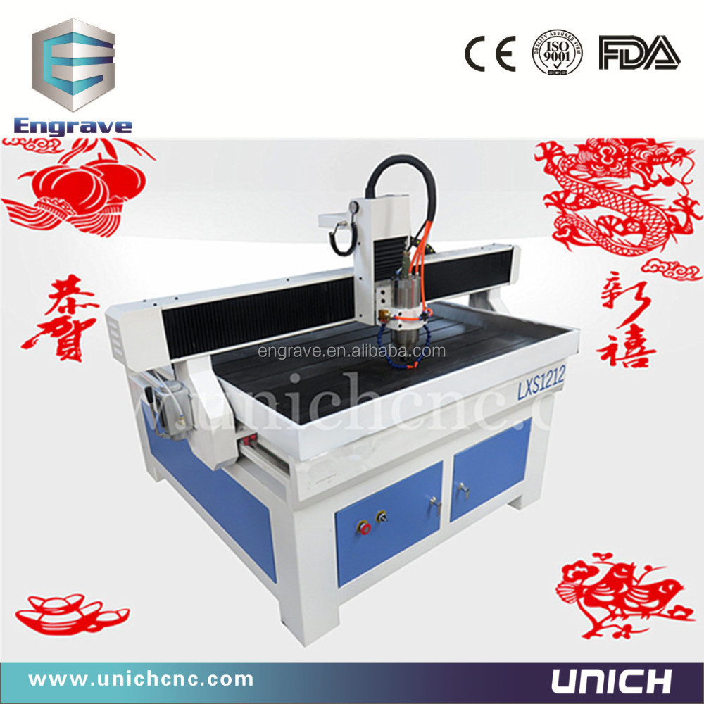 New model mini cnc router/cnc woodworking machine/small cnc lathe for sale
