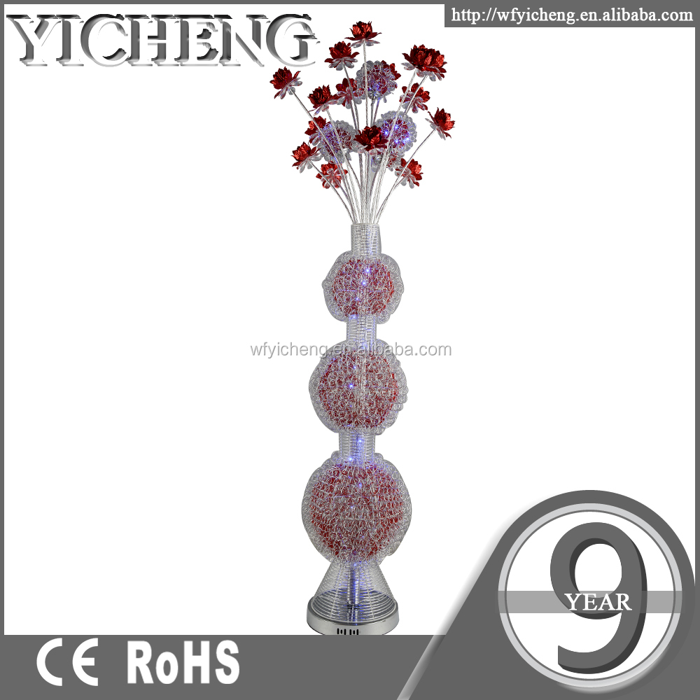 High quality ce rohs modern floor lamp reading light