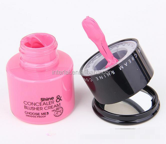 Music Flower long lasting Pink Charming Cheek blusher stick M1079