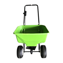 High quality plastic garden fertilizer spreader for farm