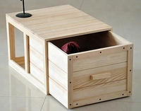 New-designed Hot Quality Wooden Storage Basket