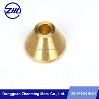 Hardware brass cnc parts ISO 9001 less torlance lathe parts