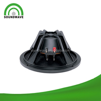 "10"" high quality rubber edge speaker"