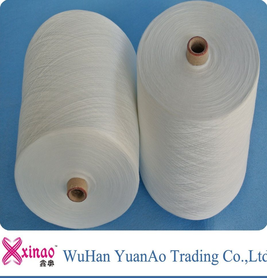 china wholesale polyester spun yarn for making sewing thread from factory/manufacturer