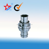 Aluminum types of fire couplings,fire fighting couplings fire equipment manufacturer