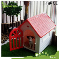High quality pet house plastic dog house