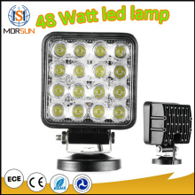 auto off road 4 inch 27w epistar led work light, LED 12V / 24V 4WD Work Light Flood Lamp Truck Car Boat Bar 4x4