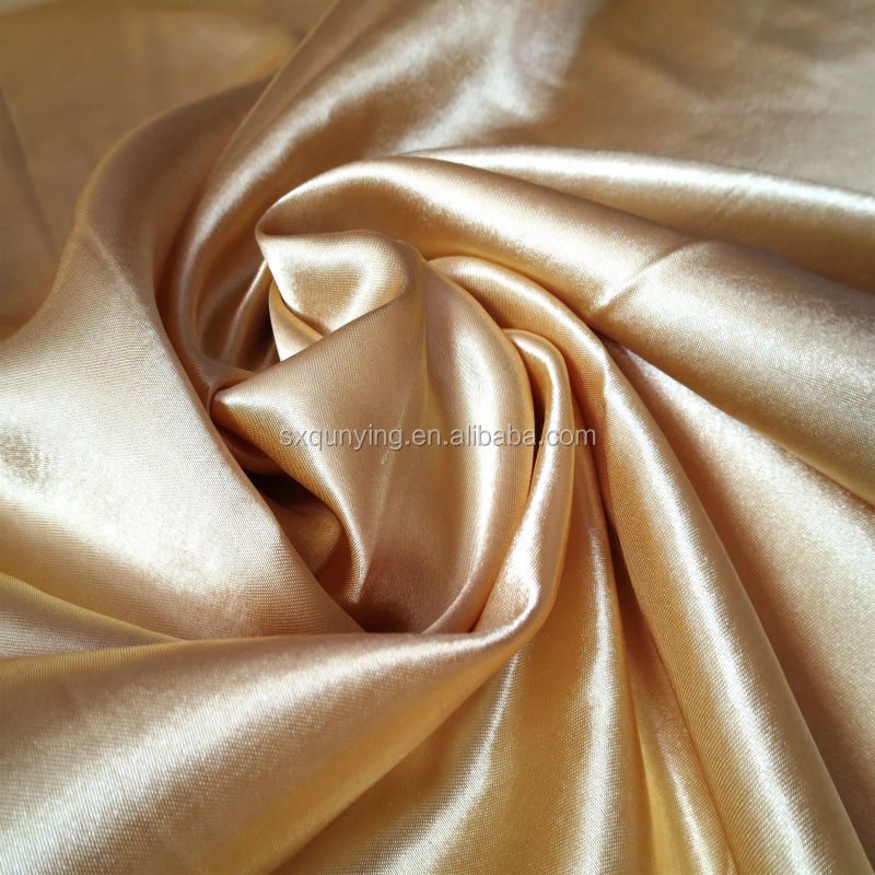 fabrics textiles woven polyester material yarn dyed satin fabric colorful satin lining for pakistan fancy dresses