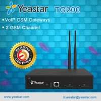 Yeastar TG200 Asterisk VoIP GSM Gateway with 2 GSM Ports
