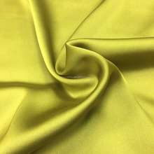 Shaoxing textile 100 poly cheap silk satin fabric