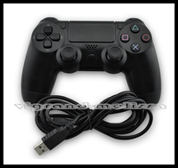 For PS4 Console Wired Game Controller with usb cable many colors available