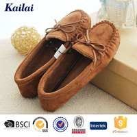 Wholesale wear with jeans mens leather casual shoes
