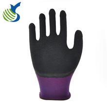 13 Gauge High Precision Work Pu Palm Fit Gloves