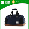 Large capacity poly travel tote luggage weekender duffel satchel men travel bag
