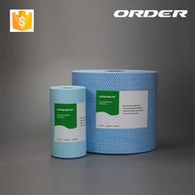 Cost-effective Spunlace Nonwoven Light Duty Household Cleaning Cloth