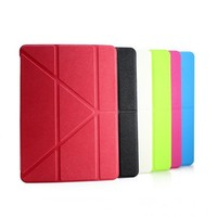 Smart Cover for ipad 2 3 4,Wholesale for iPad 4 leather case