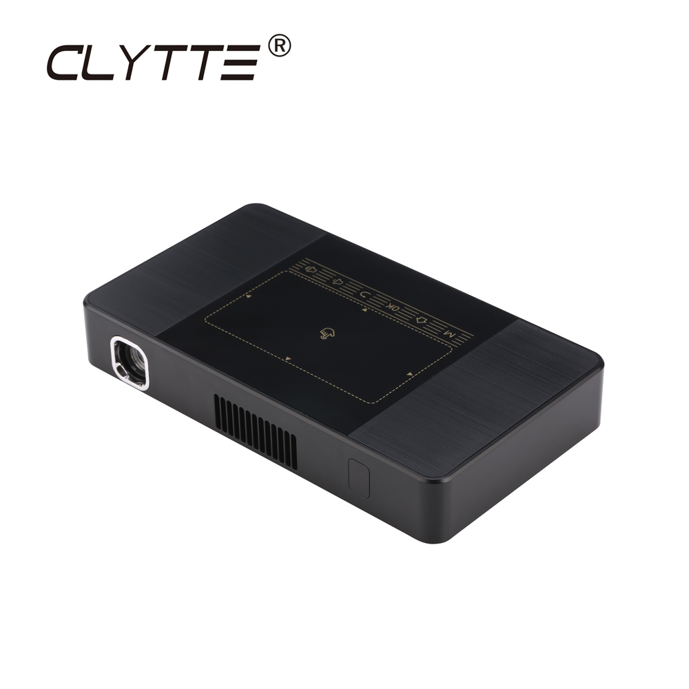 Latest <strong>C10</strong> Amlogic S912 Octa core 2GB 16GB Android 6.0 LED DLP Projector 150ANSI lumen mini led projector