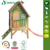 Activity Children's Wooden Playhouse for outdoor DFP020L